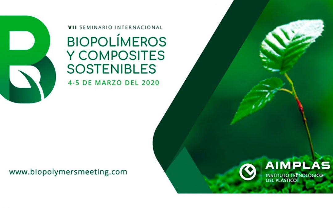 Seminario Internacional sobre Biopolímeros y Composites Sostenibles