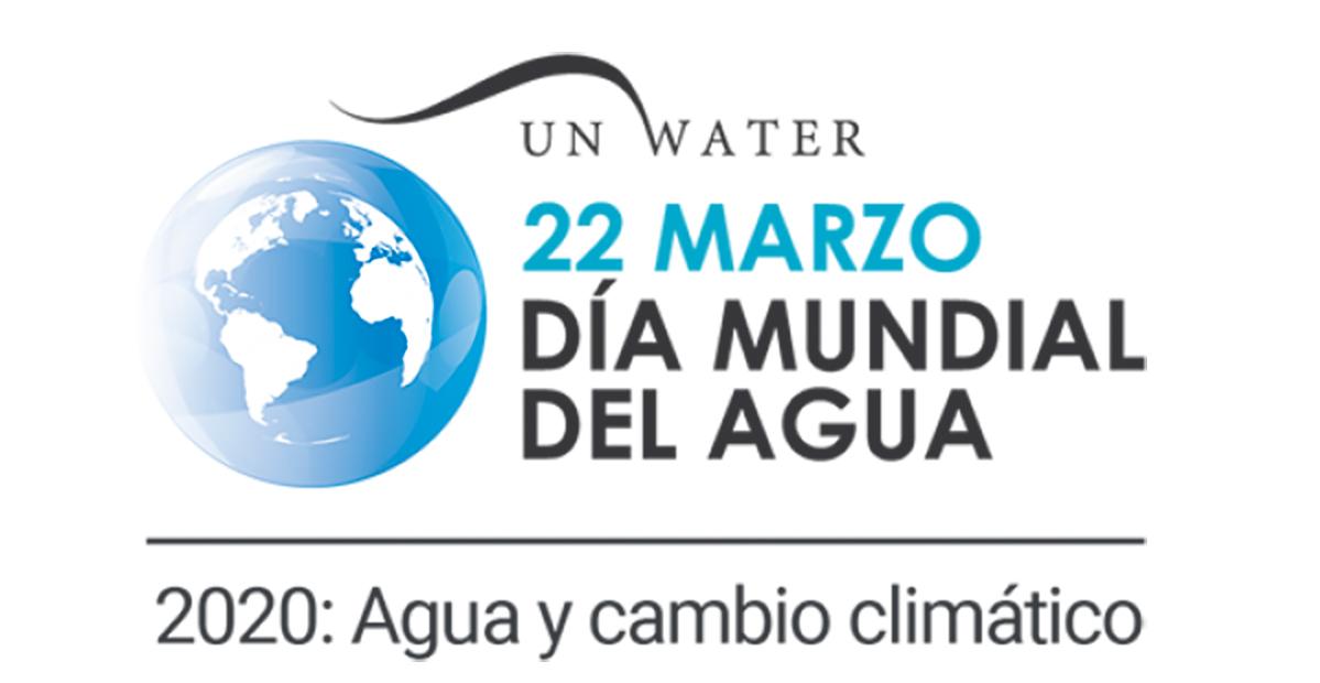 Día Mundial del agua 2020