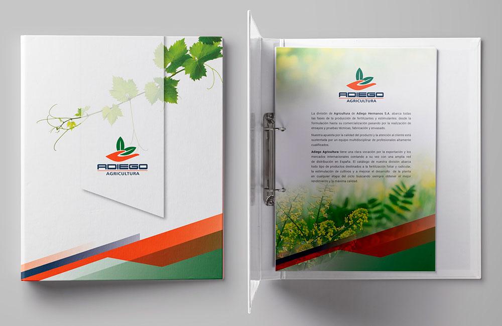 Catálogo Adiago Agricultura