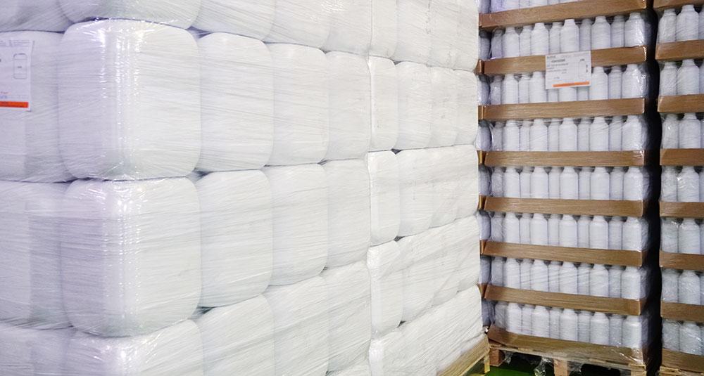 Envases agrícolas para fertilizantes