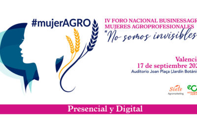 IV Foro Mujeres Agro Profesionales