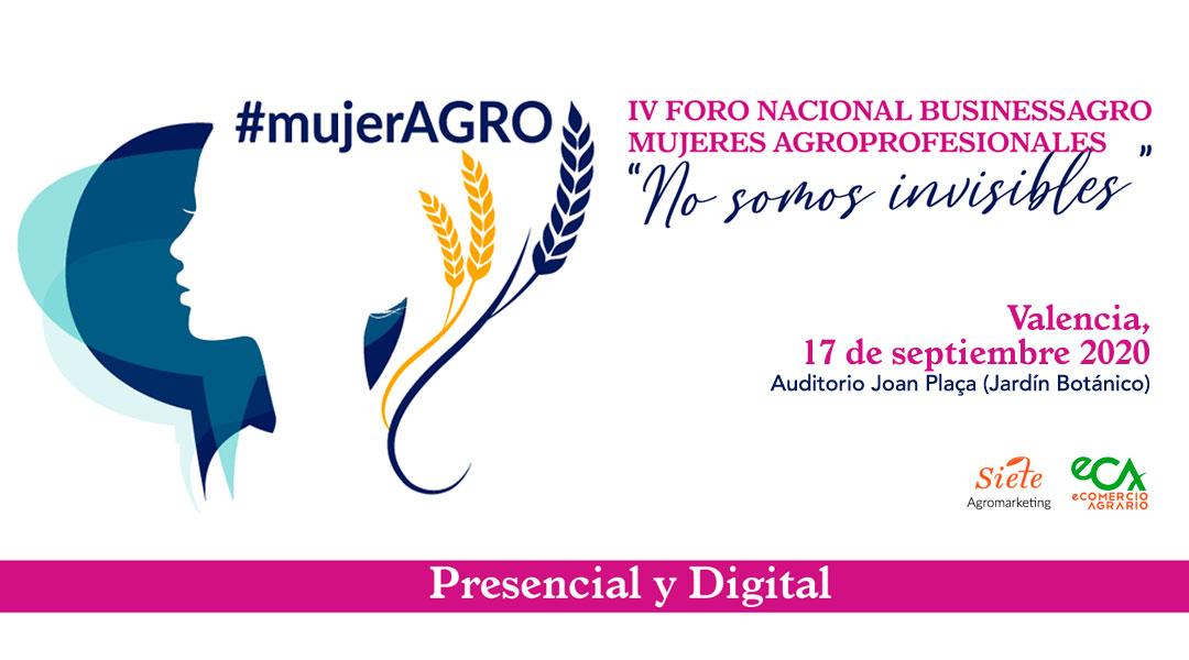 IV Foro Mujeres Agro Profesionales