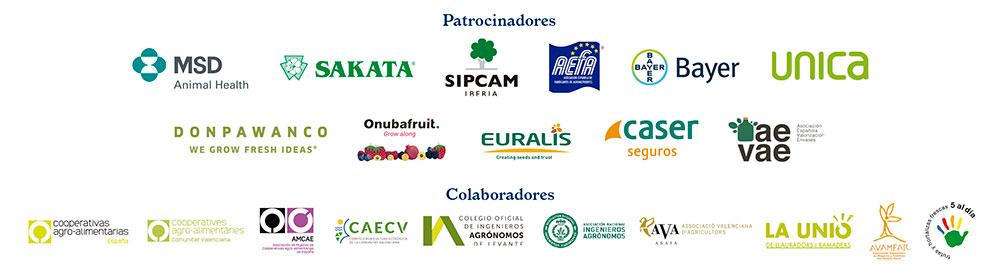 Patrocinadores del IV Foro Mujer Agro