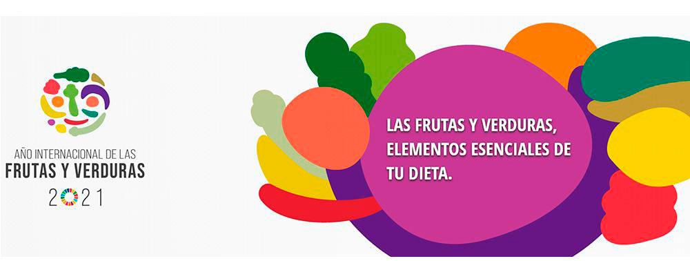 Año Internacional de las frutas y verduras