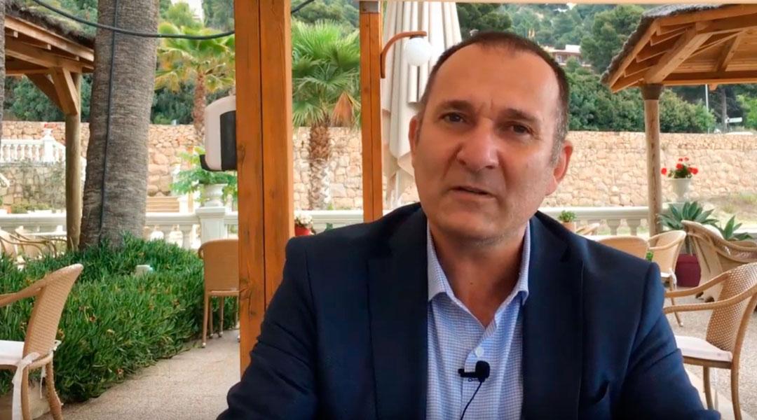 Ramón Pelegrí, Presidente de AEVAE
