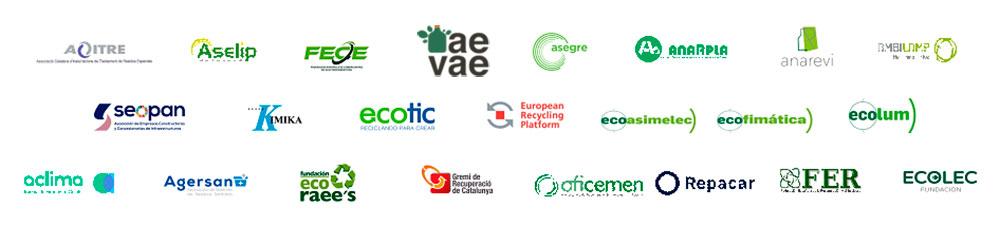Asociaciones para la gestión de residuos